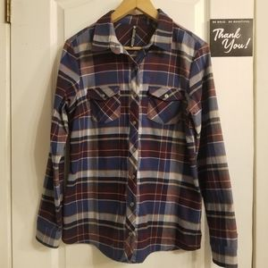 Kuhl Flannel Shirt